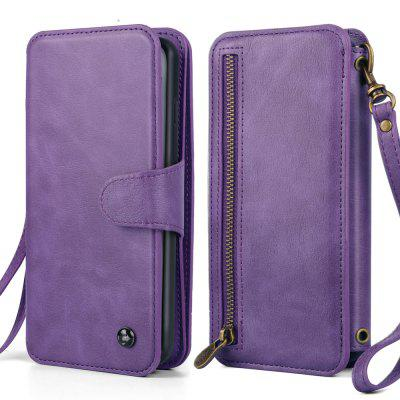 Cornmi 5.5 Inch PU Leather Wallet Phone Case for Iphone 7 8 Plus