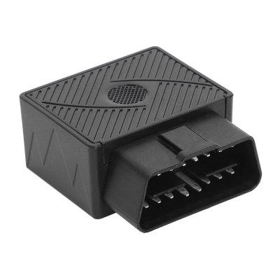 Carro Mini GPS Tracker 16PIN OBD Plug Play GSM Dispositivo de Rastreamento
