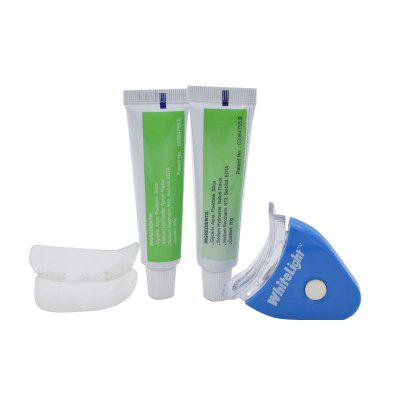 White Light Teeth Whitening Tooth Gel Whitener Health Oral Care Toothpaste Kit
