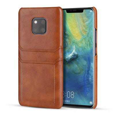 Small Calf Double Card Mobile Phone Holster for Huawei Mate 20PRO