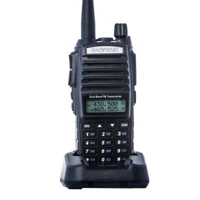 BaoFeng UV-82 Walkie Talkie Dual-Band 136-174 400-520 MHz FM Ham Two way Radio