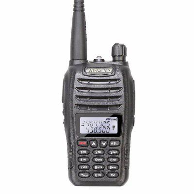 BaoFeng UV-B6 Portable Walkie Talkie 5W  Two Way Radio Dual Band UHF/VHF Interph