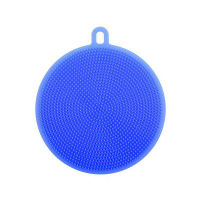 Best Multipurpose Antibacterial Silicone Sponge Cleaning Dish Washing Kitchen