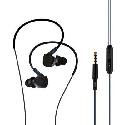 Headphones With Mic Super Bass Sound Headsets Earbuds for Samsung / Xiaomi