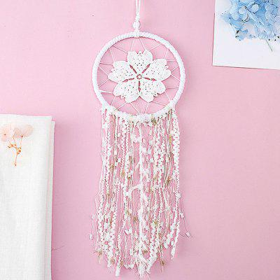 Hollow Flower Dream Catcher Hanging Wedding Decoration Supplies Girlfriend Gift