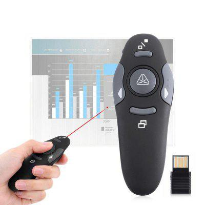 2.4GHz Wireless Presenter Pointer Pen PPT Pen Remote Control Teacher Slide Click