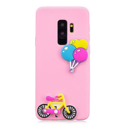 Colorful Candy Series Mobile Phone Case for Samsung S 9 Plus