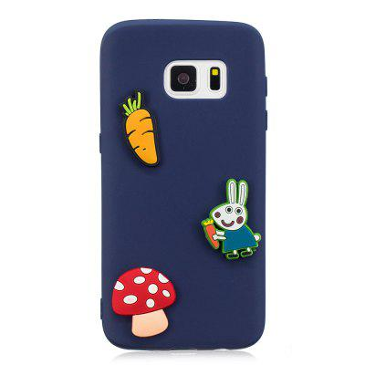 Colorful Candy Series Mobile Phone Case for Samsung S 7