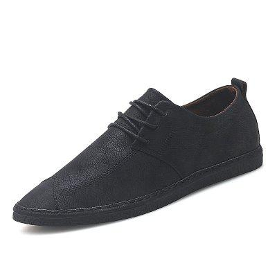 Trendy Men'S Shoes with Pointed Toes