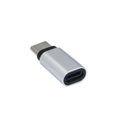New Style for Iphone 8 pin to USB 3.1 USB C Type-C  Male Converter Adapter