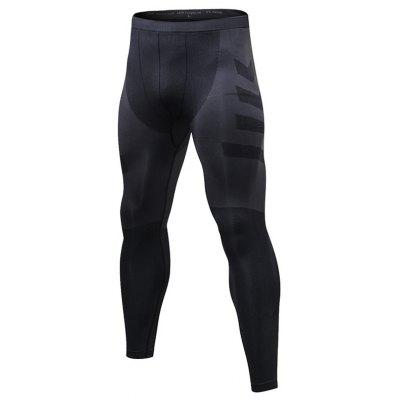 Tight Training Sports Fitness Wicking Quick-Drying Elastic Compression Pants