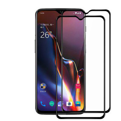 2pcs 3D Full Cover Tempered Glass Screen Protector Film for OnePlus 6T