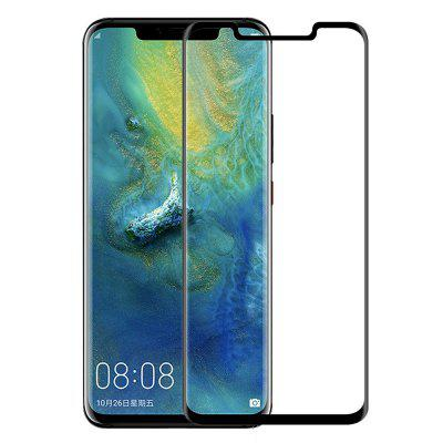 Mr.northjoe Full 3D Curved Tempered Glass para Huawei Mate 20 Pro
