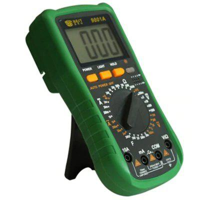 BEST (BEST) 9801A Hand-Held Digital Multimeter