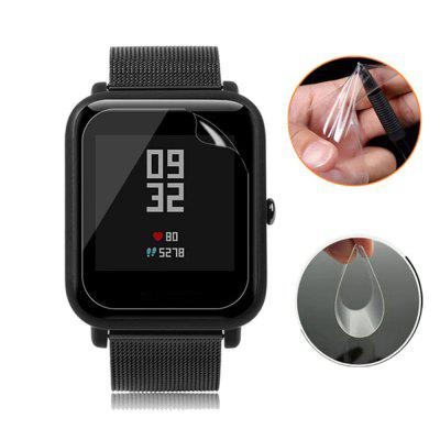 Ultra Clear TPU Soft LCD Full Screen for Xiaomi AMAZFIT Watch Protective Film