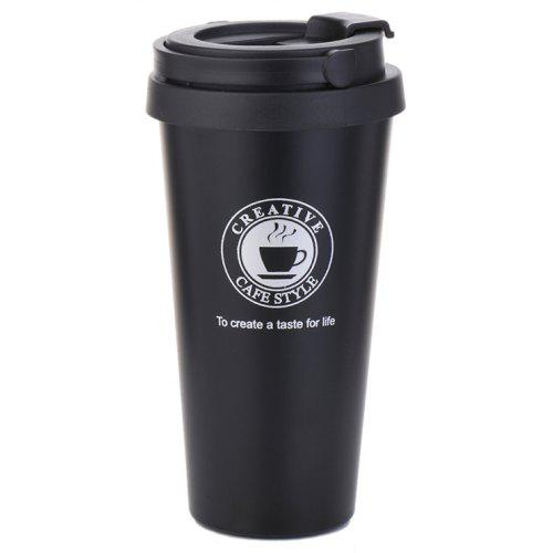 Vacuum portable coffee mug