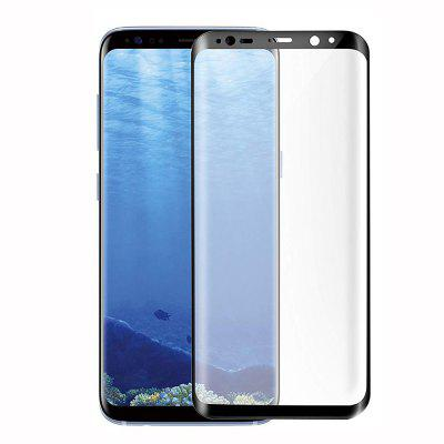 Protector ecran pentru Samsung Galaxy S8 Plus 3D Arc Edge HD Tempered Glass