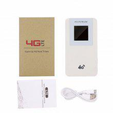 KuWfi 4620mAH Power Bank LTE 4G Wifi Router Pocket 3G Wireless Router WPS