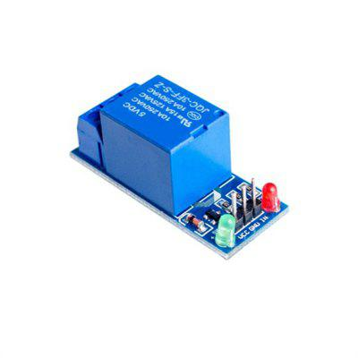 5PCS 1 Way Relay Module 5V Low Level Trigger Relay Expansion Board All The Way