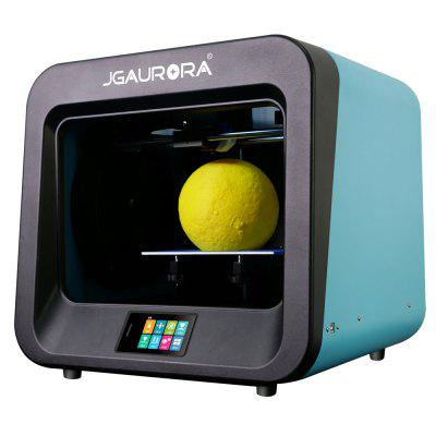JGAURORA  3D Printer A4S Touch Screen Auxiliary Level Super Static Printing