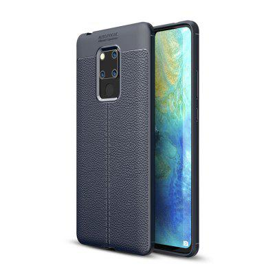 Luxury Shockproof Back Cover Soft TPU Case for Huawei Mate 20 X