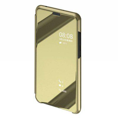 Flip with Stand Mirror Full Body Cover Case for Huawei Mate 20