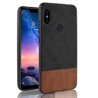 Textured Cellphone Case for Xiaomi Redmi Note 6 Pro