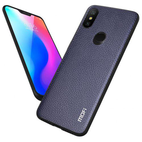 more photos 71b1a bdc37 MOFi Back Cover for Xiaomi Redmi Note 6 Pro Case for Mi Note6 Housing Coque  PU