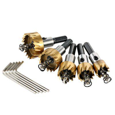Multi-specification Drill Bit Hole Drilling Set