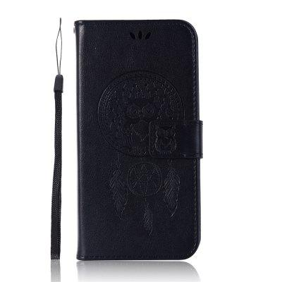 Owl Flip Wallet Leather Cover For Asus ZenFone 5z ZS620KL/Zenfone 5 ZE620KL Case