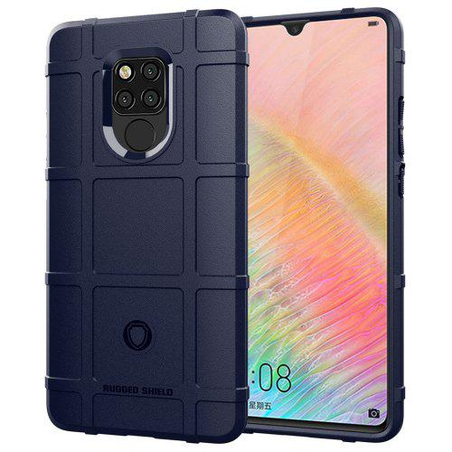 Silicone Soft Shockproof Shield Cover Case for Huawei Mate 20 X
