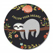 Cute Little Sloth Mouse Pads