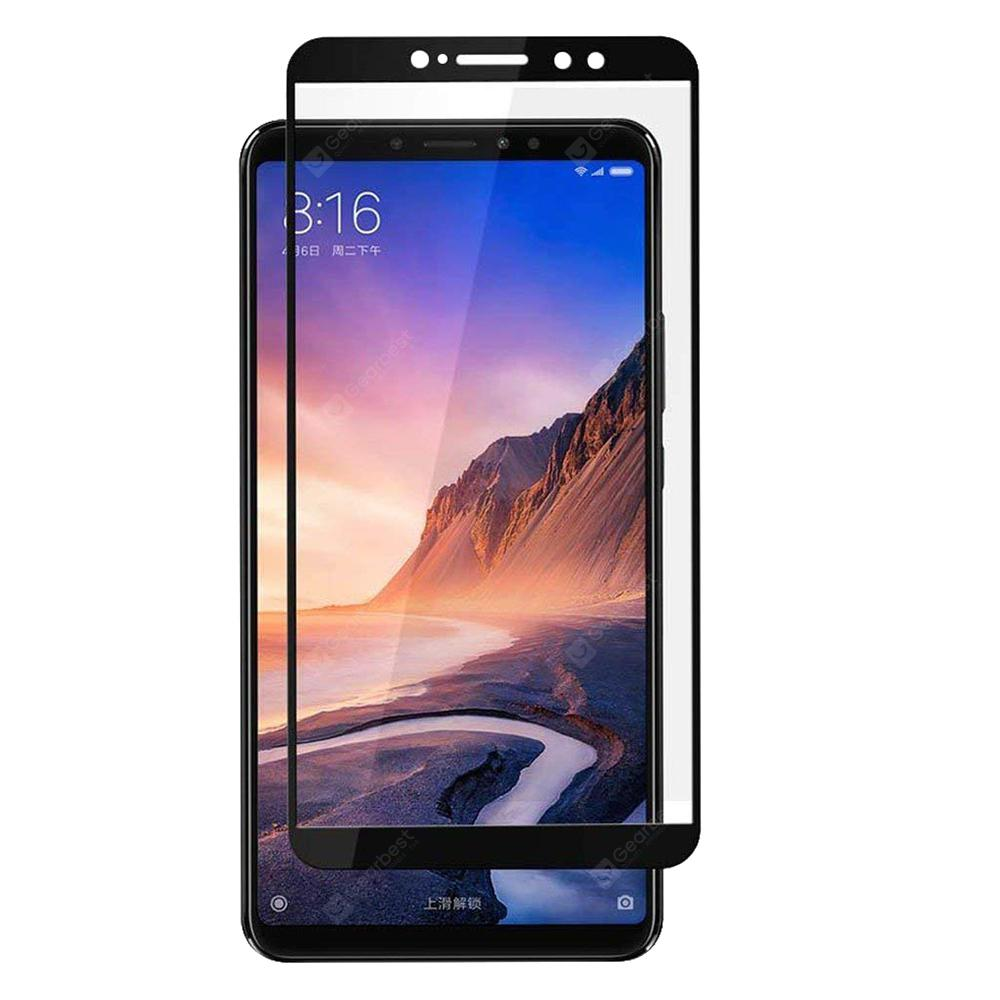 Billede af 0.26mm Full Cover 9H Tempered Glass screen Protector for Xiaomi Mi Max 3