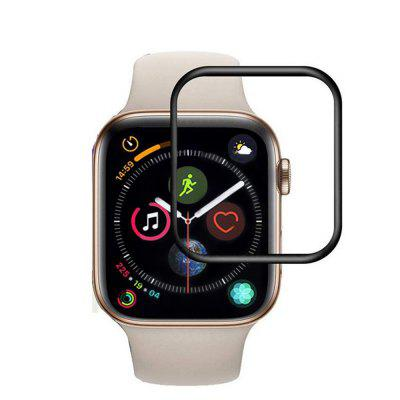 0.26mm Full Coverage 3D Tempered Glass Screen Protector for iWatch Series 4 44mm