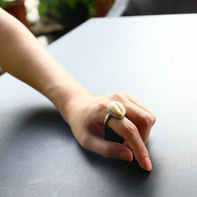 Creative Simple Shell Ring