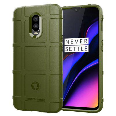 Silicone Soft Shockproof Shield Cover Case for OnePlus 6T