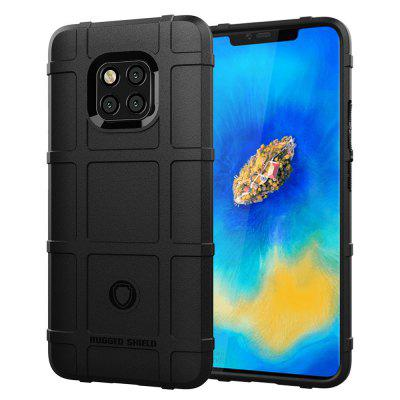 Silicon Soft Shockproof Shield Cover pentru Huawei Mate 20 Pro