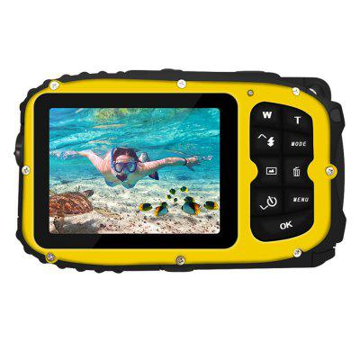 216 Water Resistant Action Camera