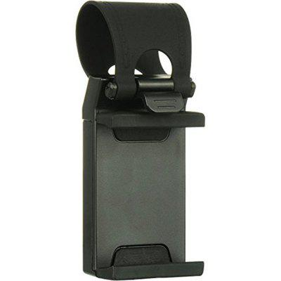 Car Phone Holder Steering Wheel Clip Mount Holder for iphone