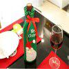 Christmas Wine Bottle Set Red Wine Gift Set - MULTI-B