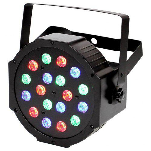 Rbg Disco Ball Strobe Lamp 7 Modes Stage Par Light For Home Room Latest Collection Of Sound Activated Party Lights With Remote Control Dj Lighting