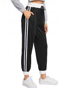 33c5d88b451 other boys and girls summer striped harem pants big ass pants modal cool