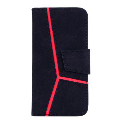 for iPhone 7 Case Fashion PU Flip Wallet Leather Phone Cover