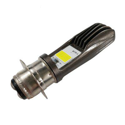1 Piece 40W 4000LM P15D Motorcycle LED Headlight Bulb White Color