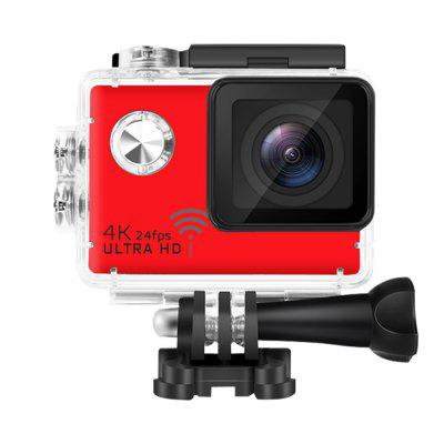 DV660 Waterproof 30M 2.0 Inch Support WIFI Action Camera Image