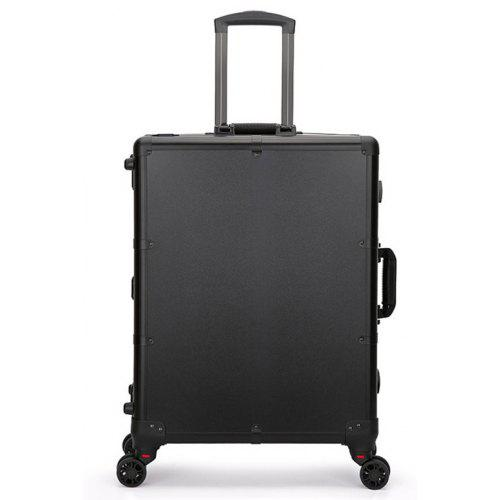 Professional Makeup Cosmetic Case Beauty Trolley Suitcase With Led