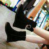 Fashion Boots In Europe And America - BLACK