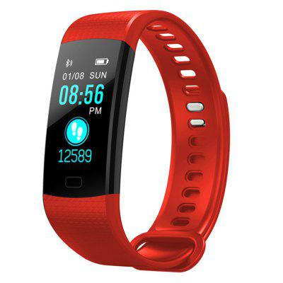 Y5 Smart Bracelet Step Heart Rate Blood Pressure Blood Oxygen