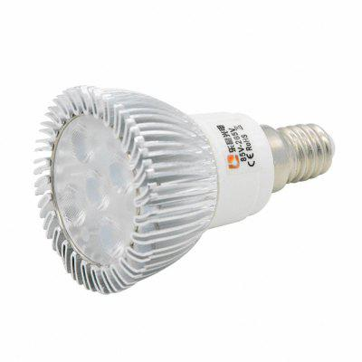 Lexing Lighting Regulable E14 5W 300LM 5LEDS SMD 3030 AC / 85-265V Spotligh