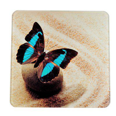 Cartoon butterfly health body scale household accurate weight scale